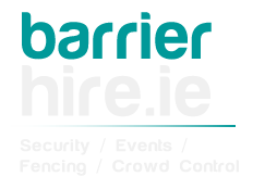 barrier event rentals ireland